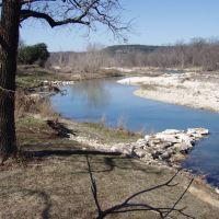 South Llano River, Джанкшин
