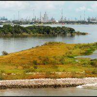 ExxonMobil Baytown Refinery and Chemical Plant, Дир-Парк