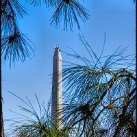 San Jacinto Monument, Дир-Парк