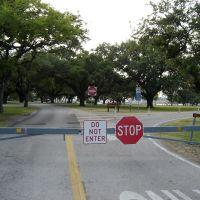 멈춰서야 한다니 San Jacinto Battleground TX, Дир-Парк