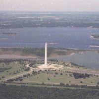 San Jacinto Monument (Texas), Дир-Парк