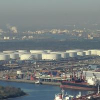 Houston: Port of Houston along the Houston Ship Channel, Дир-Парк