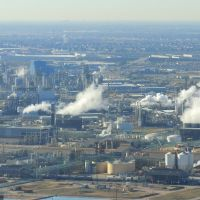 Houston: Industrial area - dominated by oil & gas industry, Дир-Парк