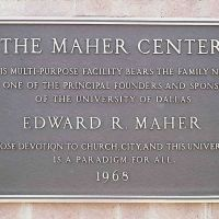 University of Dallas.  The Maher Center., Ирвинг
