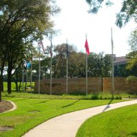 Irving Veterans Memorial Park., Ирвинг