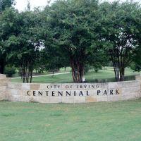 Centennial Park-Irving-Texas, Ирвинг