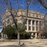 Winkler County Courthouse, Kermit, Texas, Кермит