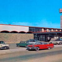 Cowhouse Motor Hotel in Killeen, Texas, Киллин
