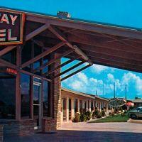 Gateway Motel in Killeen, Texas, Киллин