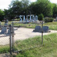 Salado (Beitel) Cemetery, Кирби
