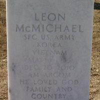 Leon McMichael, Кирби