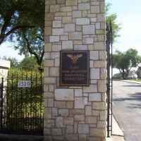 Fort Sam Houston National Cemetery, Кирби