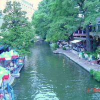 El Rio San Antonio Jul 2003. Fotoforero, Кирби