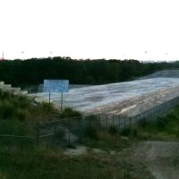 Salado Flood Retention Dam 15R, photo 2, Кирби