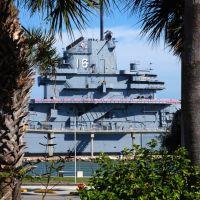 USS Lexington, Корпус-Кристи