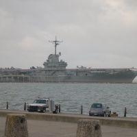 USS Lexinton, Корпус-Кристи