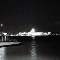 Portaviones Corpus Christi Noche, Корпус-Кристи