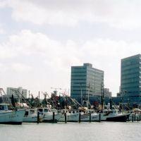 centro de la ciudad de Corpus Christi,, Корпус-Кристи