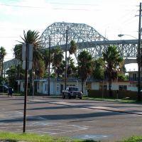 Harbour Bridge, Corpus Christi, Корпус-Кристи