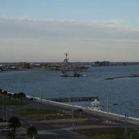 USS Lexington - Corpus Christi Bay, Корпус-Кристи