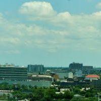 Corpus Christi, Texas Skyline, Корпус-Кристи