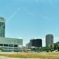 Omni Corpus Christi Hotel from Shoreline Drive, Корпус-Кристи