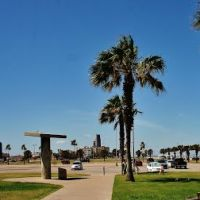 Corpus Christi From Waterfront Park, Корпус-Кристи