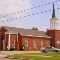 First Baptist Church  Cooper, Tx., Купер