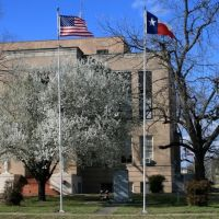 Delta County Courthouse Cooper, Tx, Купер