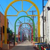 Rainbow Alley, Лаббок