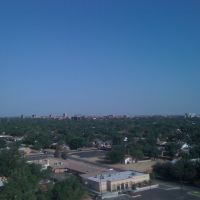 Looking north west from 1617 27th Street, Lubbock, Лаббок