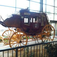 Wells Fargo wagon, Лаббок