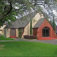 Pauls Union Church -- A Historic Church in La Marque, Texas, Лайон-Вэлли