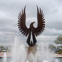 Phoenix Rises, Лакленд база ВВС