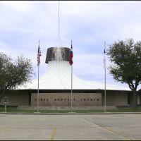 First Baptist Church of Texas City, Texas, Лакленд база ВВС