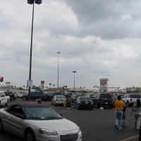 Laredo Texas Centro comercial, Ларедо