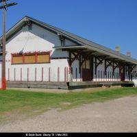 Old Railroad Depot, Либерти