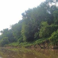 Ruins on the river, Либерти-Сити