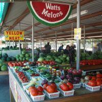 Farmers Market, Luling TX, Лулинг