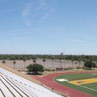 Looking North East from Stadium, Мак-Аллен