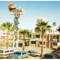 The Imperial Motel - Mc Allen, Texas, in the Eighties, Мак-Аллен