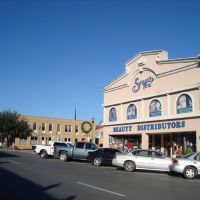 South Tex Beauty, Мак-Аллен