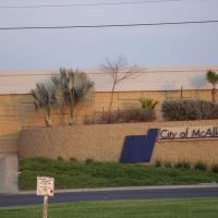 City of McAllen, Мак-Аллен