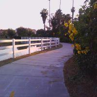 Hike and Bike trail, Мак-Аллен