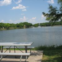Town Lake Park Recreation Area in McKinney, Мак-Кинни