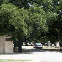 Pecan Grove Cemetery Est. 1870, Мак-Кинни