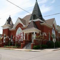 Methodist Church, Мак-Кинни