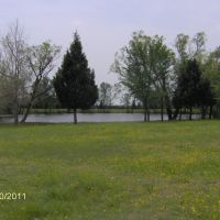 Samuell Mesquite Park Pond 4, Мескуит