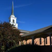 First Baptist Church Overton Texas, Овертон