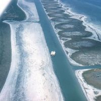 Steering problems, Inter Coastal Water Way, Corpus Christi, Tx., Одем